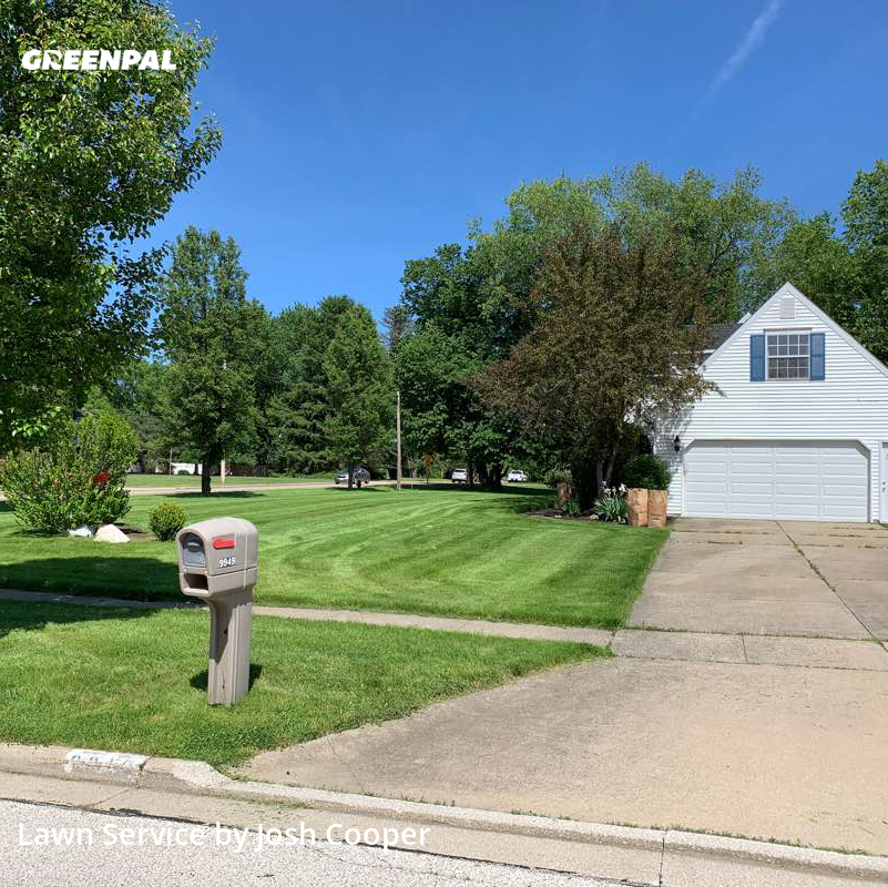 Lawn Service nearby Twinsburg, OH, 44087