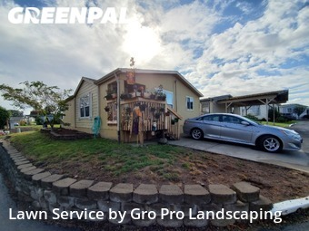 Lawn Cuttingin Beaverton,97006,Grass Cutting by Gro Pro Landscaping , work completed in Sep , 2020