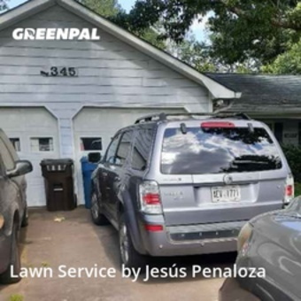 Lawn Servicein Roswell,30076,Yard Mowing by Penalozas Landscaping, work completed in Sep , 2020
