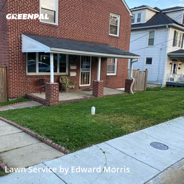 Lawn Mowing Servicein Baltimore,21229,Grass Cutting by Ed's Lawn & More, work completed in Sep , 2020