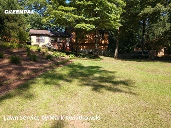 Lawn Servicein Smyrna,30082,Lawn Cut by Affordable Lawn Care, work completed in Aug , 2020