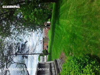 Yard Cuttingin Bethel Park,15102,Lawn Care by Mes Lawncare, work completed in May , 2020