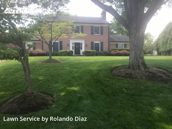Lawn Care Servicein Potomac,20854,Lawn Mowing Service by Diaz Landscaping Llc, work completed in May , 2020