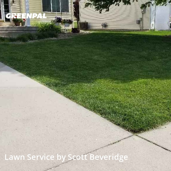 Yard Cuttingin Norwalk,50211,Lawn Maintenance by Green Clips Lawn Care, work completed in Sep , 2020