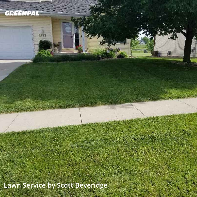 Lawn Mowin Norwalk,50211,Lawn Mowing Service by Green Clips Lawn Care, work completed in Oct , 2020