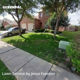 Lawn Mowingin Mc Kinney,75071,Lawn Mowing Service by Cowboy Cutt Lawn Care, work completed in Sep , 2020