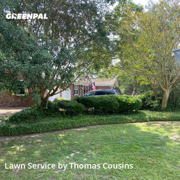 Lawn Mowingin Charleston,29407,Yard Mowing by Tdh Lawncare, work completed in Jul , 2020