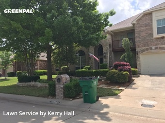 Yard Mowingin Mc Kinney,75070,Yard Mowing by Platinum Iv Lawn Co., work completed in Jul , 2020
