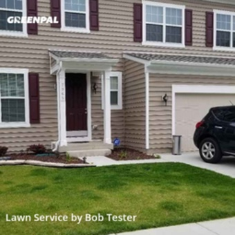 Lawn Mowin Pasadena,21122,Lawn Cut by Md Lawn Pro, work completed in May , 2020
