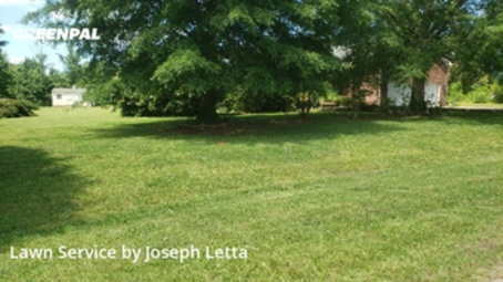 Lawn Maintenancein Clayton,27520,Lawn Cut by Letta's Property Main, work completed in Jul , 2020