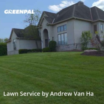 Lawn Cuttingin Dublin,43016,Yard Cutting by Zenworks Lawn Care, work completed in May , 2020