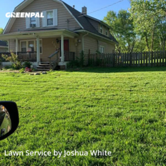 Lawn Care Servicein Olathe,66061,Yard Cutting by Pinnacle Lawn, work completed in May , 2020