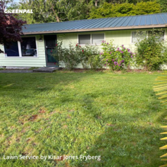 Lawn Care Servicein Everett,98203,Grass Cutting by Kk & Sons Grounds, work completed in May , 2020