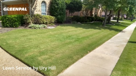 Lawn Maintenancein Keller,76248,Lawn Cutting by 360 Landscape Servic, work completed in Oct , 2020