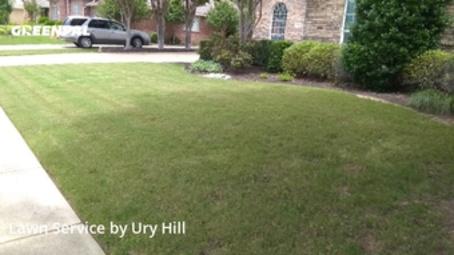 Lawn Cuttingin Keller,76248,Lawn Cut by 360 Landscape Servic, work completed in Jul , 2020