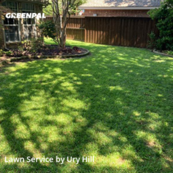 Lawn Mowing Servicein Keller,76248,Lawn Mow by 360 Landscape Servic, work completed in Jul , 2020
