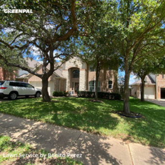 Lawn Mowingin Round Rock,78681,Lawn Care by Benzki Lawn Care, work completed in May , 2020