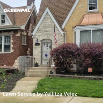 Lawn Cuttingin Cicero,60804,Lawn Service by Plant Your Dream Design, work completed in Sep , 2020