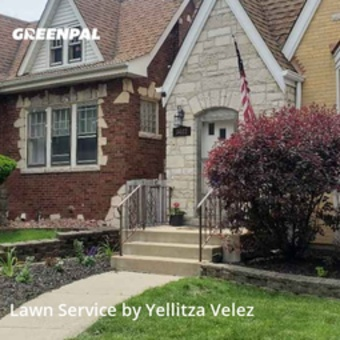 Yard Mowingin Cicero,60804,Lawn Care by Plant Your Dream Design, work completed in Sep , 2020