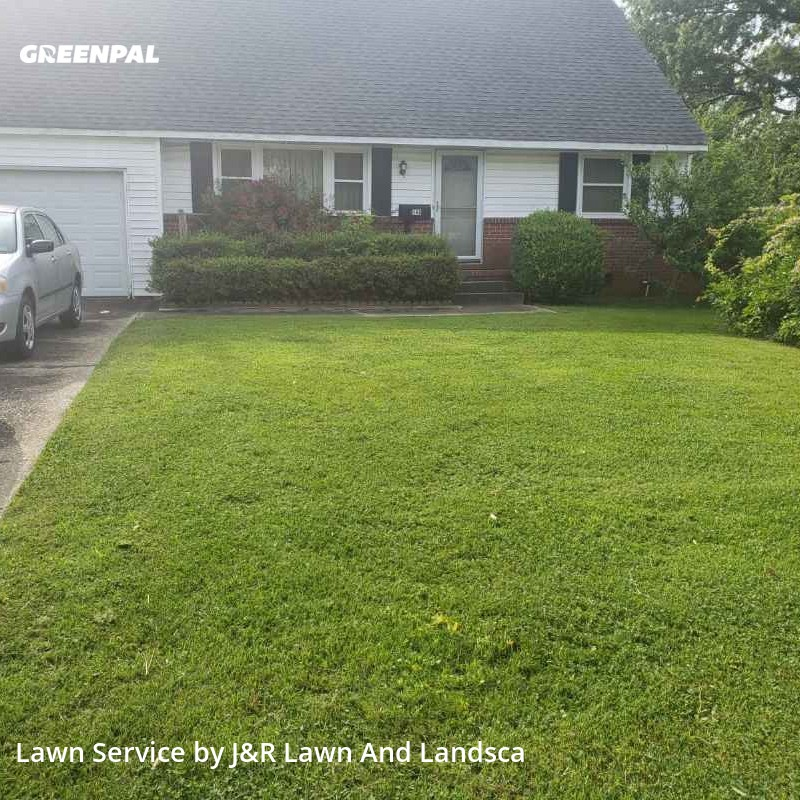 Lawn Maintenancein Virginia Beach,23462,Yard Mowing by J&R Lawn And Landsca, work completed in Sep , 2020