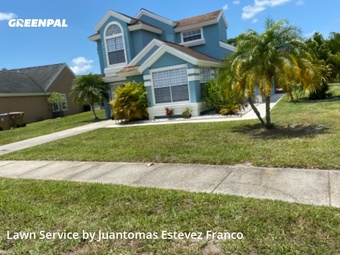 Lawn Carein Kissimmee,34746,Grass Cut by Estevezlawnservices, work completed in May , 2020