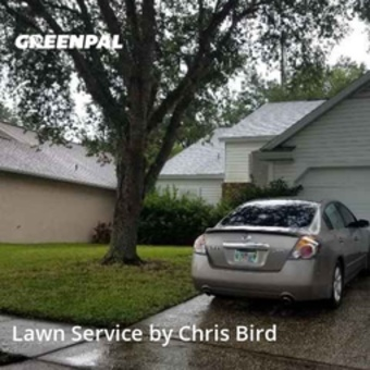 Yard Cuttingin Apopka,32712,Lawn Mowing by Loving Lawn Care, work completed in May , 2020