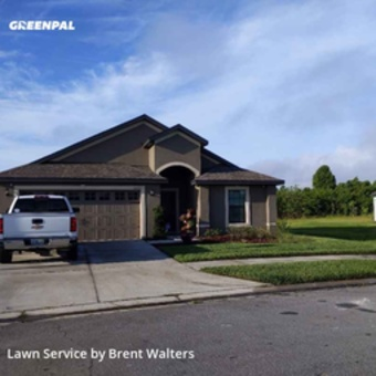 Lawn Servicein Lakeland,33805,Yard Mowing by Freshly Cut Services, work completed in May , 2020