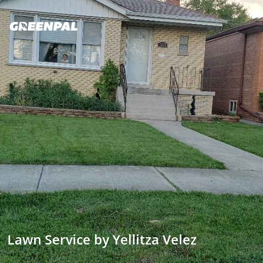 Yard Mowingin Burbank,60459,Lawn Care Service by Plant Your Dream Design, work completed in Aug , 2020