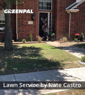 Grass Cuttingin Mc Kinney,75070,Grass Cut by Green Spec Lawn Care, work completed in Jul , 2020