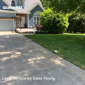 Lawn Servicein Raleigh,27614,Yard Cutting by Paramount Pro 919, work completed in May , 2020