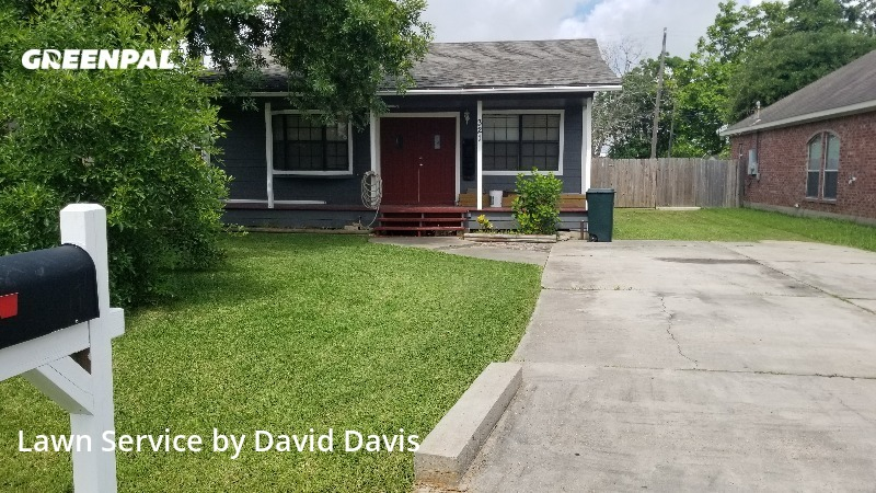 Yard Mowingin La Porte,77571,Lawn Service by Longclaw Contractors, work completed in Jul , 2020