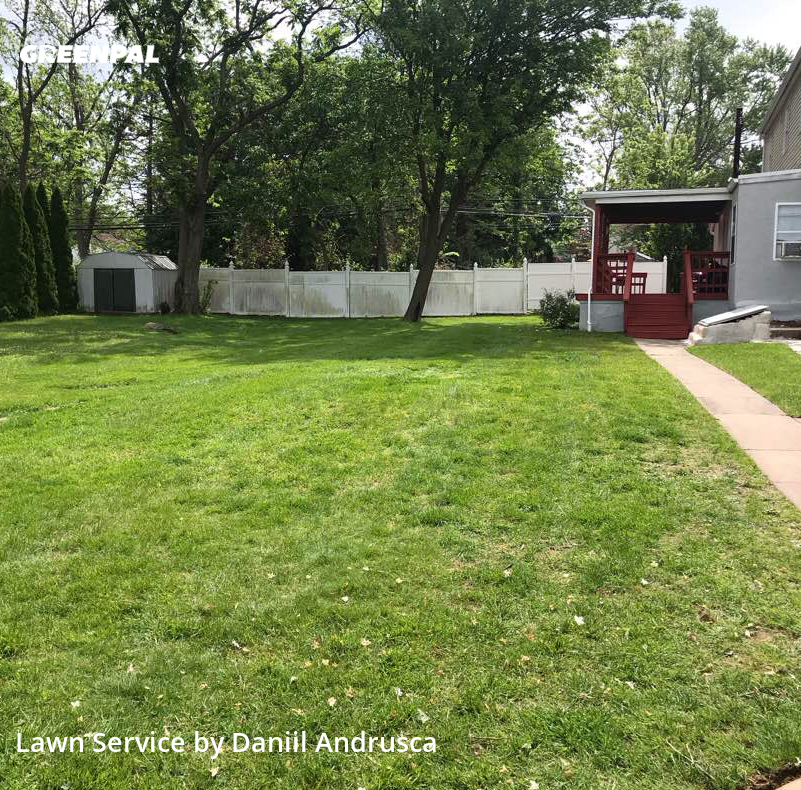 Lawn Servicein Willow Grove,19090,Grass Cutting by Grand Trims, work completed in Sep , 2020