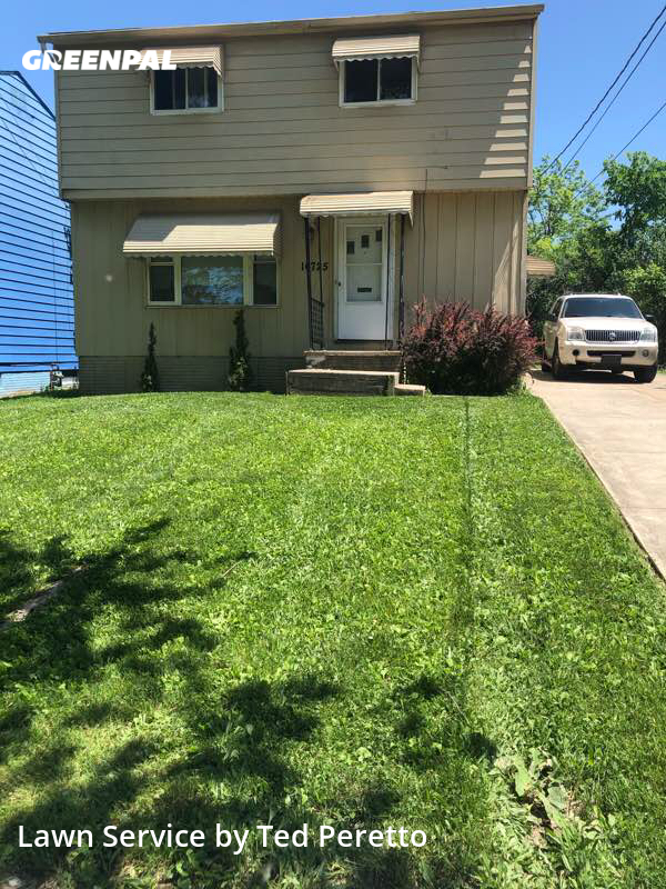 Lawn Servicein Maple Heights,44137,Lawn Care Service by Peretto's Landscaping, work completed in Sep , 2020