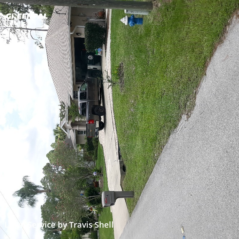 Grass Cutin Palm Coast,32137,Lawn Mowing by Grassmasters Of N Fl , work completed in Jul , 2020