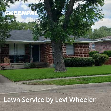 Lawn Mowin Rockwall,75087,Grass Cut by L&M Landscaping, work completed in Jul , 2020