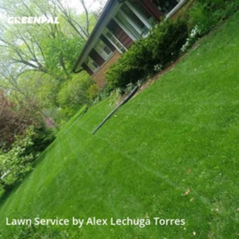 Lawn Mowing Servicein New Berlin,53151,Lawn Cut by Torres Lawn Care, work completed in May , 2020