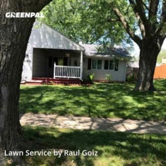 Lawn Cutin Bolingbrook,60440,Lawn Cut by Goiz Lawn Care, work completed in Sep , 2020