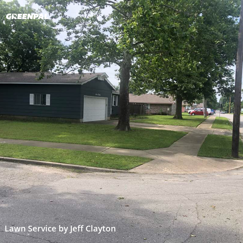 Yard Mowingin Owasso,74055,Lawn Mowing by Attentive Lawn Care , work completed in Sep , 2020