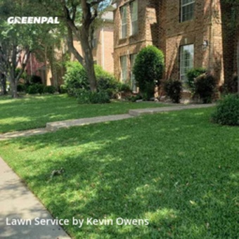 Yard Cuttingin Plano,75025,Lawn Care by Pops Mowing , work completed in May , 2020