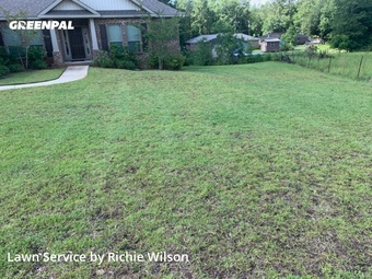 Lawn Mowing Servicein Mobile,36695,Lawn Cutting by Uncle Richie's , work completed in May , 2020