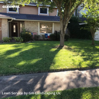 Grass Cuttingin Friendswood,77546,Grass Cutting by Gm Landscaping Llc, work completed in Jul , 2020