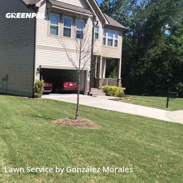 Lawn Mowing Servicein Raleigh,27616,Lawn Mowing by González Landscaping, work completed in Aug , 2020