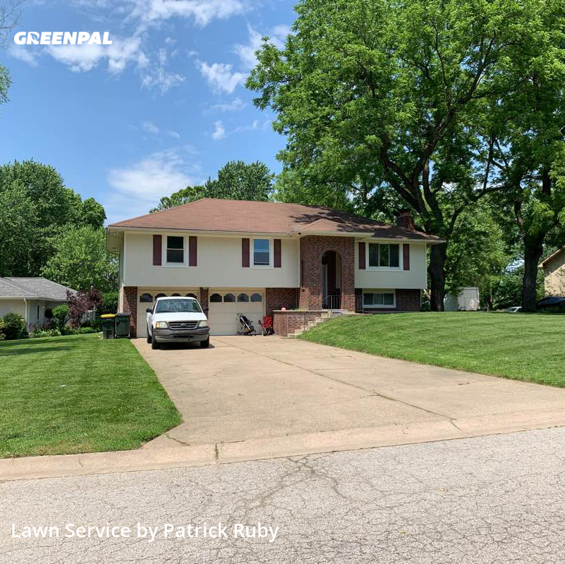 Grass Cuttingin Lansing,66043,Lawn Care by Fesad Lawn Care, work completed in Oct , 2020