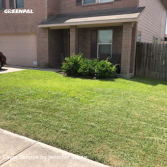 Lawn Mowin Converse,78109,Lawn Care Service by Jj's Mobile Services , work completed in Jul , 2020