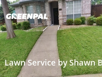 Lawn Cuttingin Richardson,75082,Lawn Mowing Service by Shawns Lawns, work completed in Jul , 2020