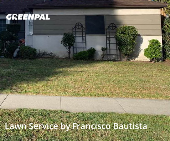 Lawn Mowing Servicein Whittier,90603,Lawn Care Service by Bautista Landscape, work completed in Sep , 2020
