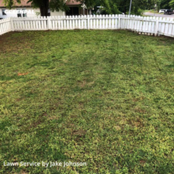 Lawn Mowingin Sand Springs,74063,Grass Cut by Mustang Mowing, work completed in May , 2020