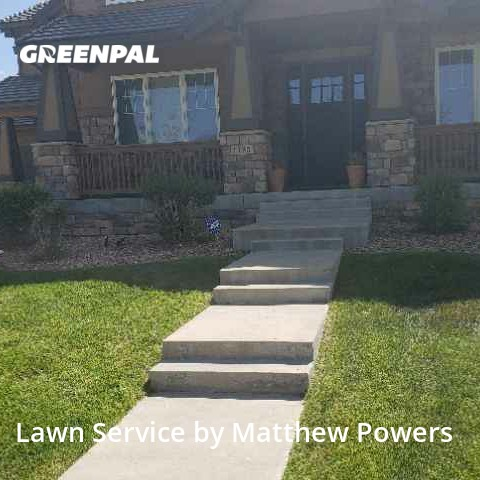 Lawn Cutin Westminster,80023,Lawn Service by Powers Services, work completed in Jul , 2020