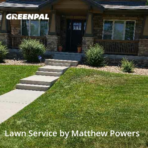 Lawn Cutin Westminster,80023,Lawn Cut by Powers Services, work completed in Sep , 2020