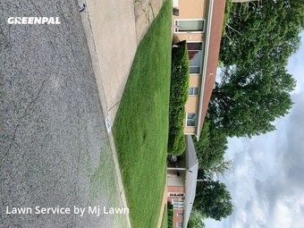 Lawn Cuttingin Affton,63123,Lawn Care by Mj Lawn, work completed in Jul , 2020